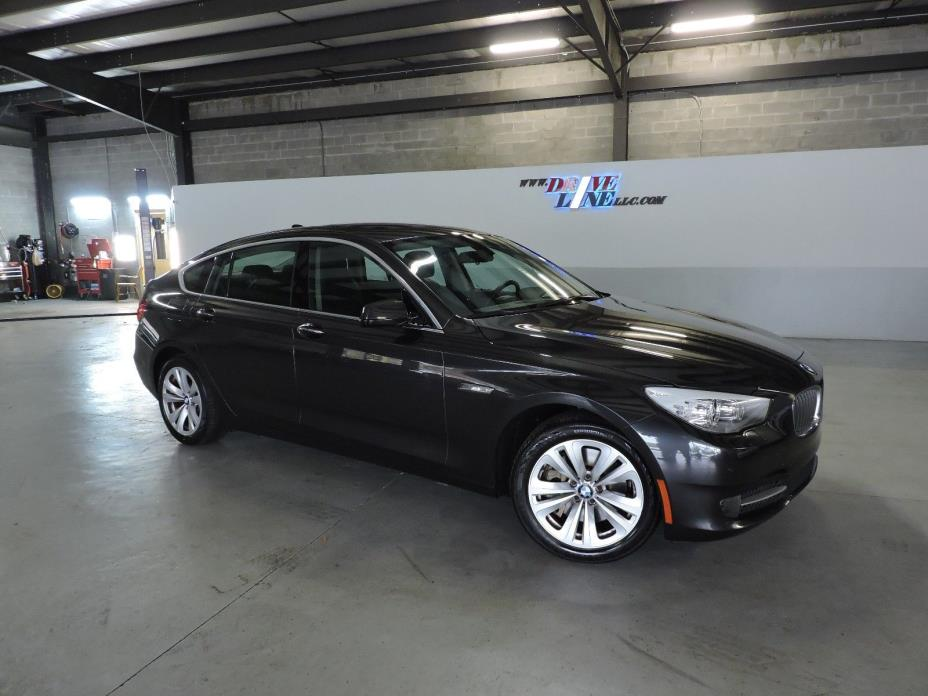 2013 BMW 5-Series Hatchback 4-Door 2013 BMW 535i GT Gran Turismo - CLEAN CARFAX! ONE OWNER VEHICLE!! SUPER RARE!