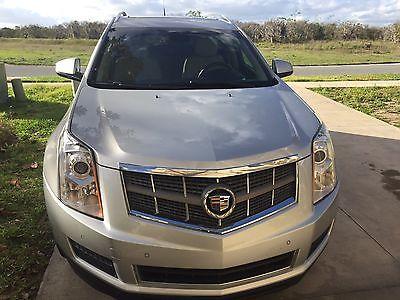 2011 Cadillac SRX Luxury Sport Utility 4-Door 2011 Cadillac SRX Luxury Sport Utility 4-Door