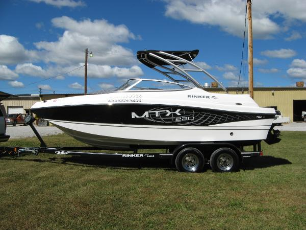 2012 Rinker 220 MTX Rental Fleet