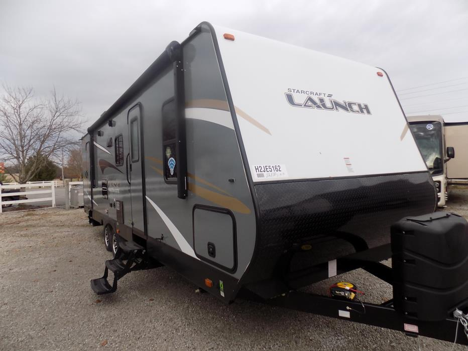 2017 Starcraft RVs LAUNCH 27BHU