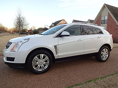 2012 Cadillac SRX Luxury Collection ARKANSAS 1OWNER, NONSMOKER, REAR CAMERA, HEATED SEATS, PERFECT CARFAX!