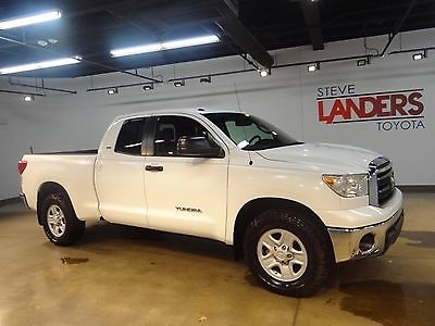 2010 Toyota Tundra Base Crew Cab Pickup 4-Door R5 BACKUP CAM TOW PACKAGE BLUETOOTH CERTIFIED LOW MILES CALL NOW