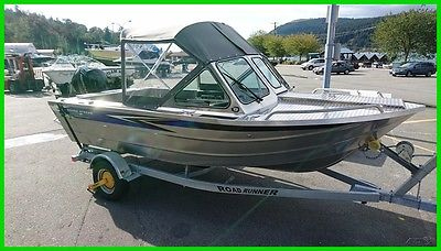 2016 Silver Streak 17 Runabout Soft Top New