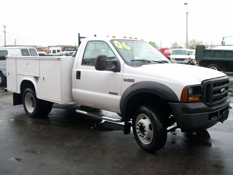 2006 Ford F-450  Utility Truck - Service Truck
