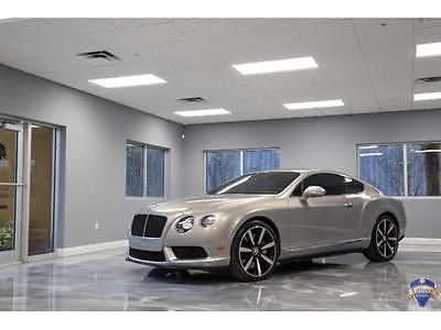 2015 Bentley Continental GT V8S 2015 Bentley Continental GT V8 S