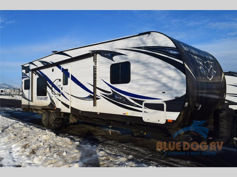 2017 Forest River Rv Sandstorm 283SLR