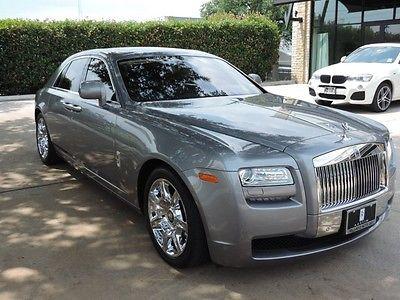 2010 Rolls-Royce Ghost  2010 Rolls-Royce
