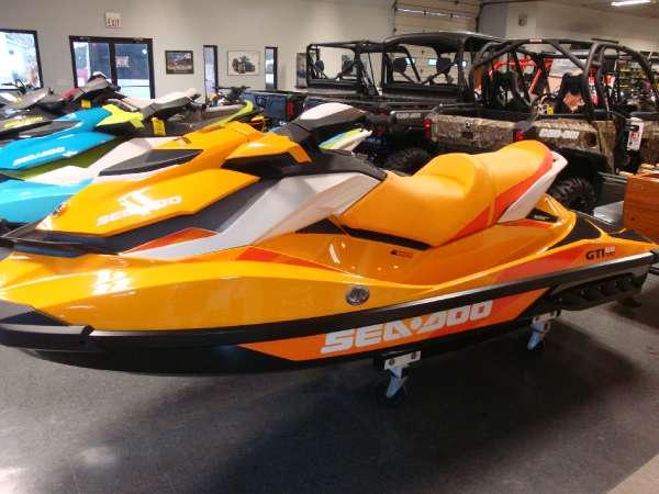 Sea Doo Gti Se 130 boats for sale in Illinois
