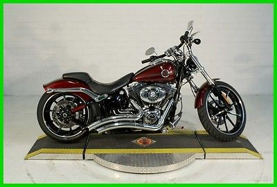 Softail Breakout FXSB 2015 Harley-Davidson Softail Breakout FXSB Used