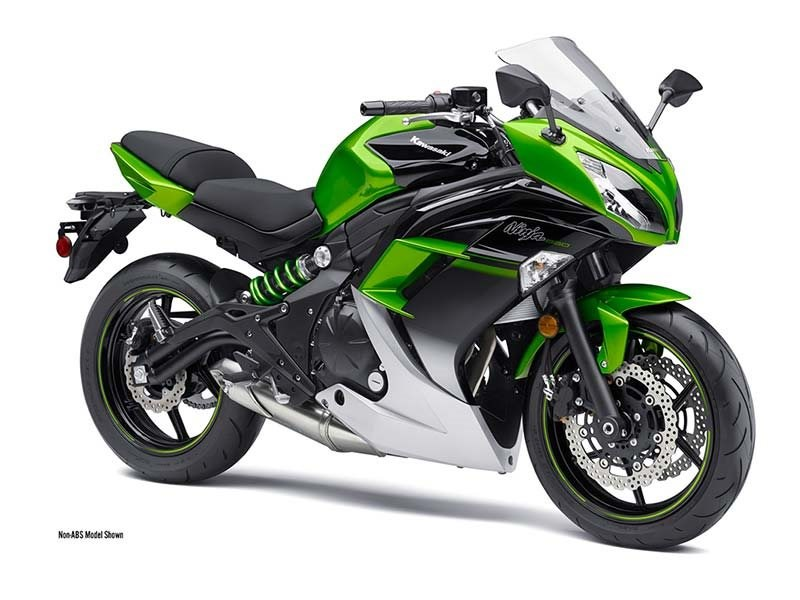 kawasaki ninja 650 candy lime green metallic spark black motorcycles for sale. Black Bedroom Furniture Sets. Home Design Ideas