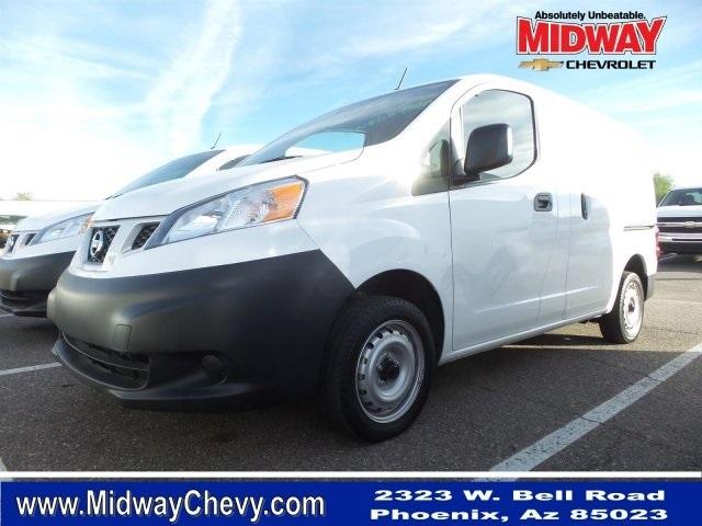 2016 Nissan Nv200 Sv Cargo Van