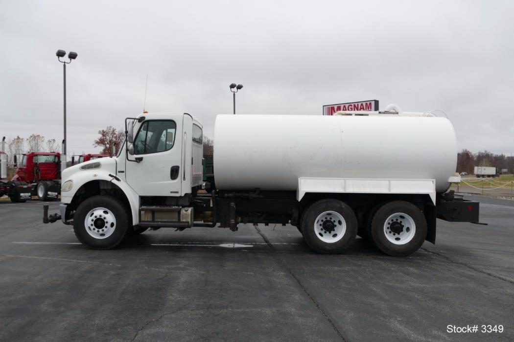 2007 Freightliner Business Class M2 106 Tanker Truck