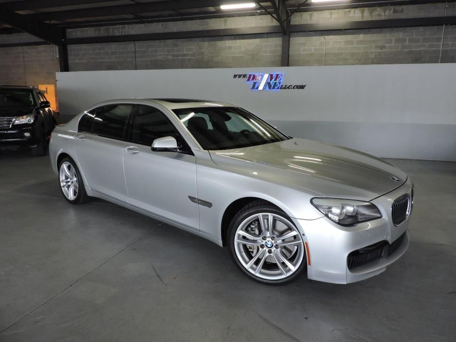 2011 BMW 7-Series M Sport Package 2011 BMW 750Li, M Sport Package! Fully loaded! Great Color COMBINATION!