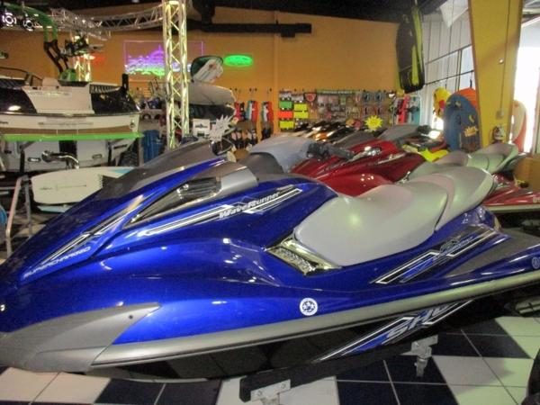2009 Yamaha Waverunner FX SHO