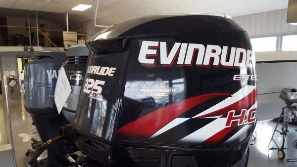 2012 Evinrude E225DHXIN, 1