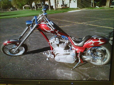2003 Custom Built Motorcycles Exotix  2003 Custom Built Exotix Motorcycle Chopper