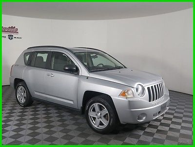 2010 Jeep Compass Sport 4WD I4 SUV Cloth Interior Cruise Control 79065 Miles 2010 Jeep Compass Sport 4WD SUV Keyless Entry FINANCING AVAILABLE