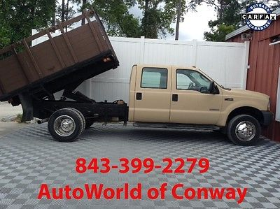 2004 Ford F-450 2004 Ford F-450SD DRW