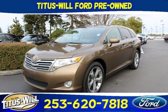 2012 Toyota Venza LTD,AWD,LTHR,ROOF,AT