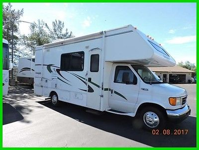 2004 Gulf Stream Conquest 6236 Limited EDITN 24' Class C Gas Slide Out Generator