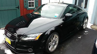 2013 Audi TT Premium Plus Coupe 2-Door 2013 Audi TT Quattro Premium Plus Coupe 2-Door 2.0L