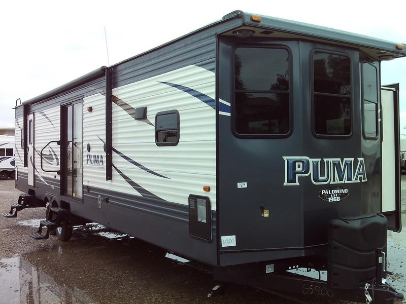 2017 Palomino Puma Destination Trailers 39PFK