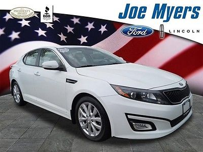 2014 Kia Optima EX 2014 Kia Optima