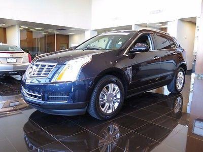 2014 Cadillac SRX LUXURY 2014 CADILLAC SRX LUXURY BLUE 5DR DOHC 24V VVT V6 Automatic