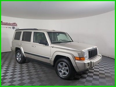 jeep commander cars for sale rh smartmotorguide com 2007 Jeep Commander Relay 2007 Jeep Commander Relay
