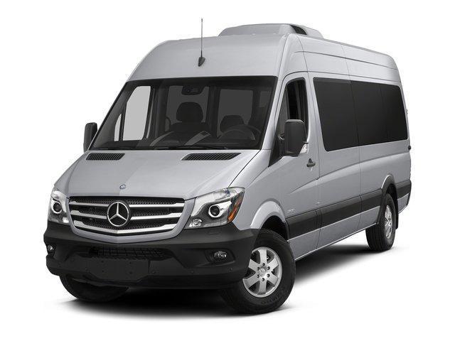 2015 Mercedes-Benz Sprinter Passenger Passenger Van