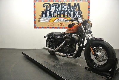Harley-Davidson Sportster  2015 Harley-Davidson XL1200X - Sportster Forty-Eight *We Ship & Finance*