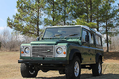 1985 Land Rover Defender County 1985 Land Rover Defender 110 County *FANTASTIC* *LOW MILEAGE*