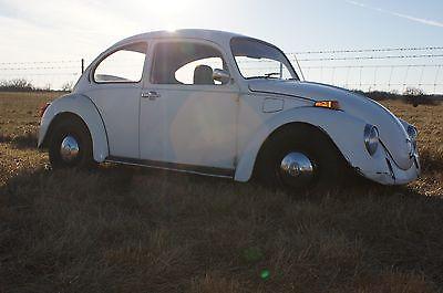 1973 Volkswagen Beetle - Classic 1973 vw beetle