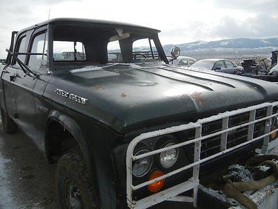 1964 Dodge Power Wagon  Dodge power wagon