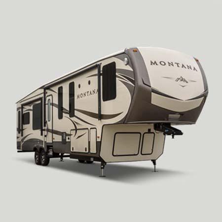 2017 Keystone Montana 3711FL