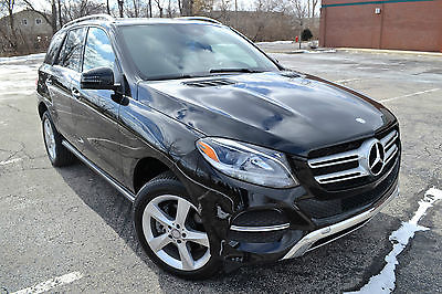 2016 Mercedes-Benz GL-Class GLE 350 2016 Mercedes-Benz GLE 350 only 900 Miles/ Navigation/ Rebuilt Title almost new