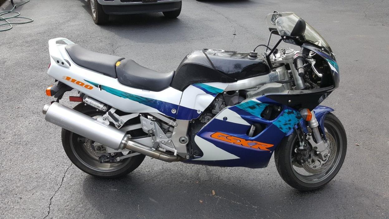 Suzuki Gsx R 1100 motorcycles for sale