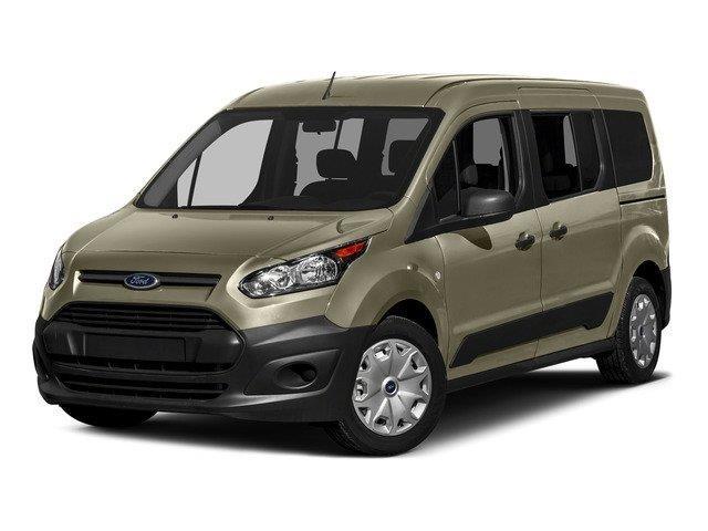 2016 Ford Transit Connect Wagon Titanium 4dr LWB Mini Van w/Rear Liftgate