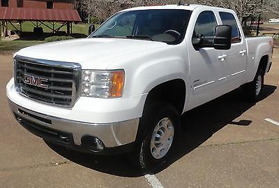 2009 GMC Sierra 2500 SLT BACKUP CAMERA Heated Leather Memory Seats DUAL ZONE AUTO CLIMATE Tow Pkg LOADED