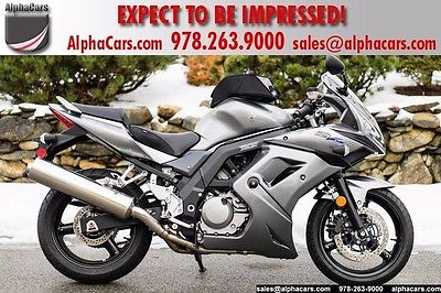 2009 Suzuki SV650 S  Like New One Owner Never Dropped Low Mileage Financing & Trades