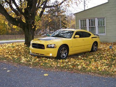 2006 Dodge Charger Daytona Edition 2006 Dodge Charger R/T Daytona Limited Edition; Excellent Condition