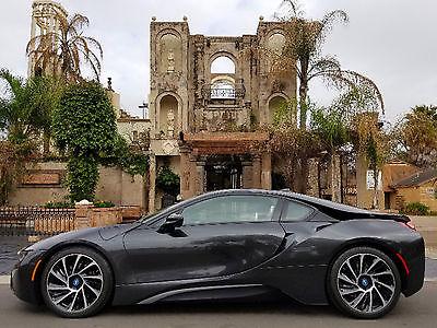 2015 BMW i8 Base Coupe 2-Door 2015 BMW i8!