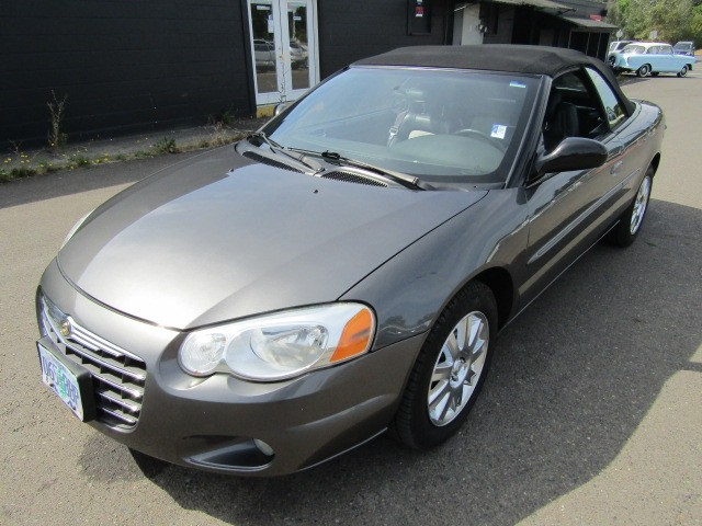 2004 Chrysler Sebring 2004 2dr Convertible LXi LOW MILES *BLUE* 1 OWNER !!