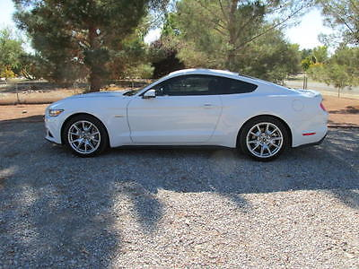 2015 Ford Mustang GT Premium Coupe 2-Door 2015 Ford Mustang GT Premium Coupe 2-Door 5.0L