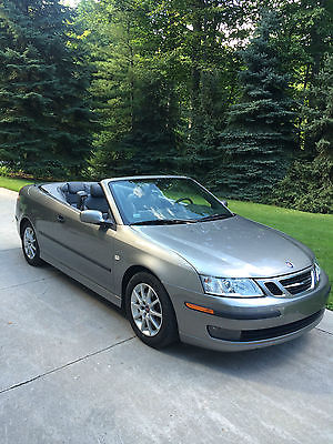 2005 Saab 9-3 Convertible   ARC - Mid Level of 3 available! Beautiful SAAB 9-3 Convertible! Only 19,000 Miles!