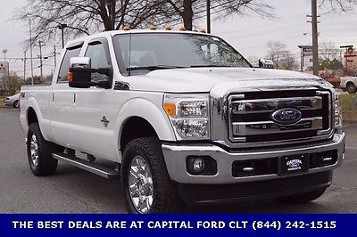 2015 Ford F-350 LARIAT ULTIMATE PACKAGE WOW IMMACULATE 2015 F350 LARIAT W/ULTIMATE PACKAGE ROOF LEATHER NAVI POWERSTROKE