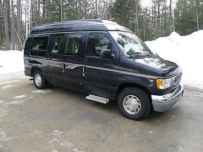 1999 Ford E-Series Van E-150 WHEEL CHAIR LIFT HANDI CAP 1999 Ford Econoline E-150 Universal WHEEL CHAIR LIFT