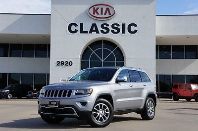 2015 Jeep Grand Cherokee Limited 2015 Jeep Grand Cherokee