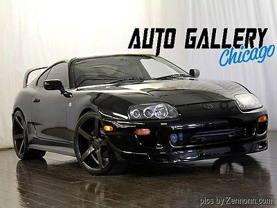 1994 Toyota Supra Right Hand Drive Supra, Lots Of Upgrades