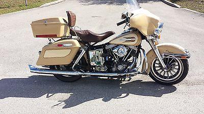 1979 Harley-Davidson Touring  1979 Harley Davidson FLH Shovelhead Dresser